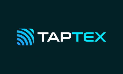 Taptex - Finance startup name for sale