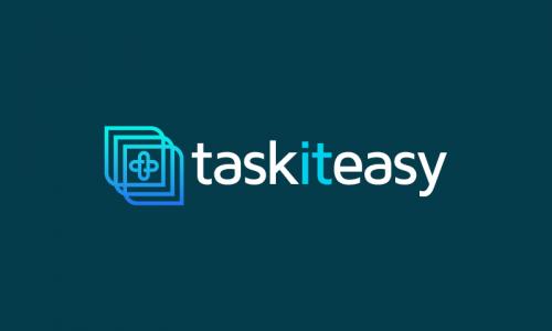 Taskiteasy - Chat startup name for sale