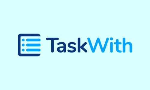 Taskwith - Business startup name for sale