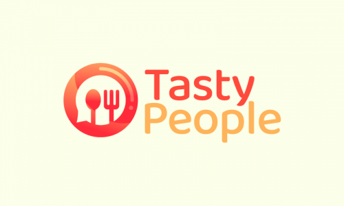 Tastypeople - Food and drink domain name for sale