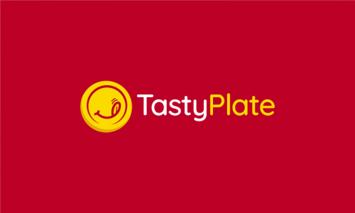 Tastyplate - Dining company name for sale