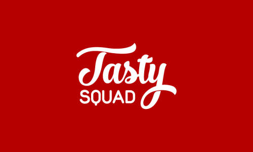 Tastysquad - Food and drink startup name for sale