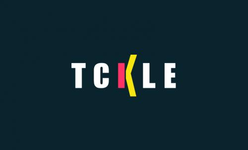 Tckle - Memorable and fun domain name