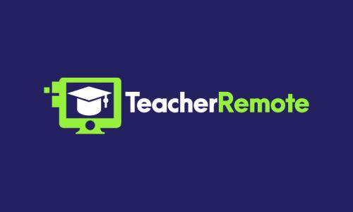Teacherremote - E-learning startup name for sale