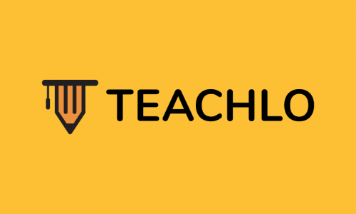 Teachlo - E-learning business name for sale
