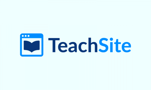 Teachsite - Support company name for sale