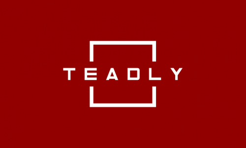 Teadly - Retail company name for sale