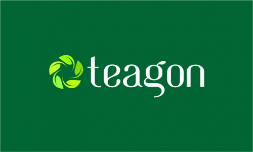 Teagon - Healthcare startup name for sale