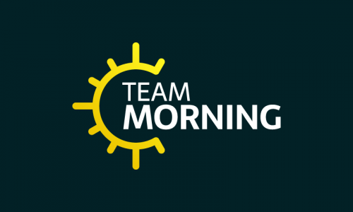 Teammorning - Possible brand name for sale