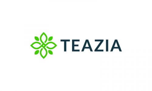 Teazia - Retail domain name for sale