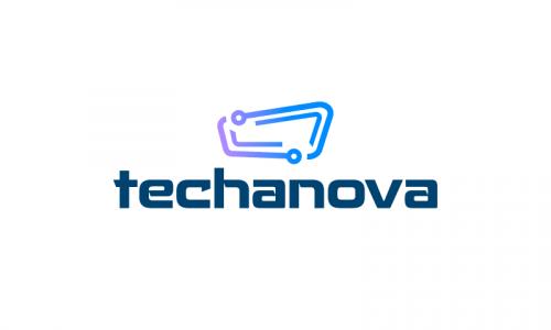 Techanova - Technology brand name for sale