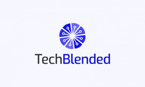 Techblended - Potential business name for sale