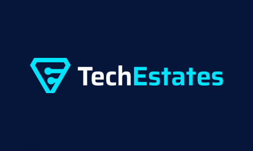 Techestates - Potential business name for sale