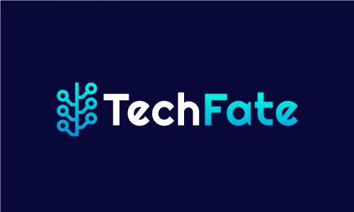 Techfate - Technology domain name for sale