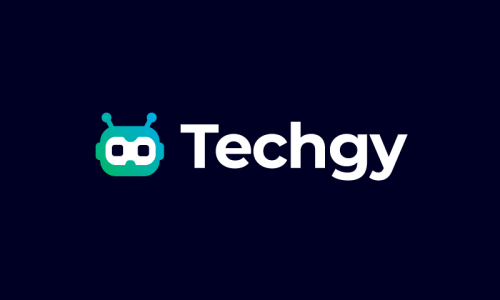 Techgy - Technology startup name for sale