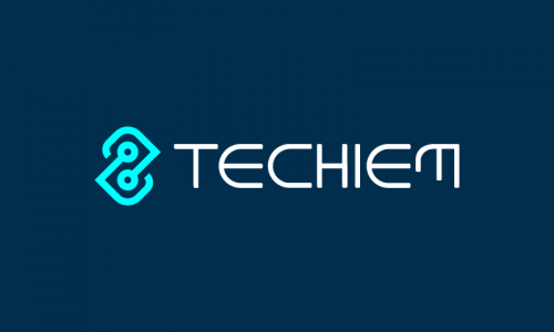 Techiem - Cryptocurrency domain name for sale