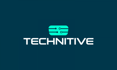 Technitive - Technology brand name for sale