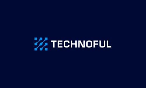 Technoful - Social domain name for sale