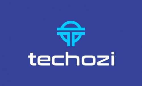 Techozi - Programming business name for sale