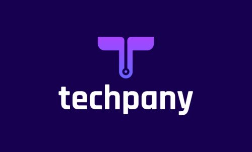 Techpany - Technology company name for sale