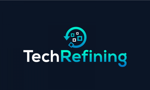 Techrefining - Technology startup name for sale