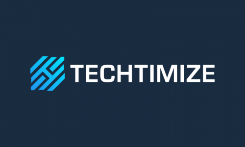 Techtimize - Possible domain name for sale