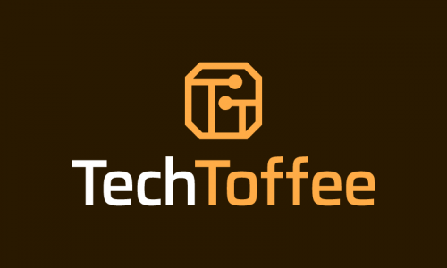 Techtoffee - Technology business name for sale