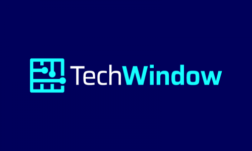 Techwindow - Potential business name for sale