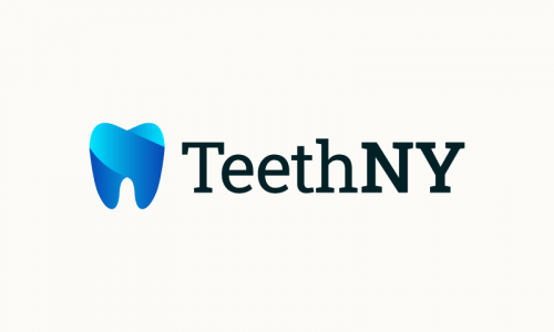 Teethny - Dental care domain name for sale