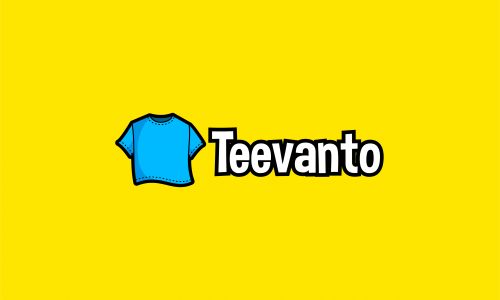 Teevanto - Clothing business name for sale