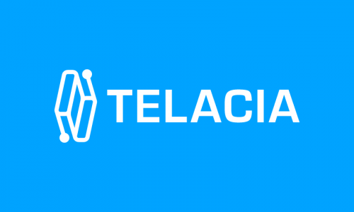 Telacia - Technology company name for sale