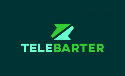 Telebarter - E-commerce brand name for sale