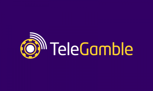 Telegamble - Betting brand name for sale