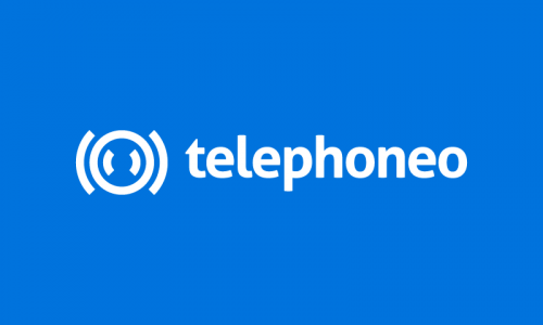 Telephoneo - Telecommunications startup name for sale