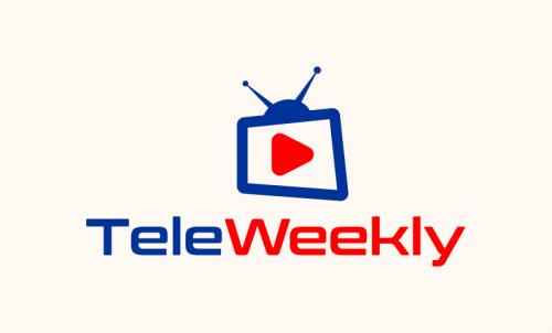 Teleweekly - Media brand name for sale