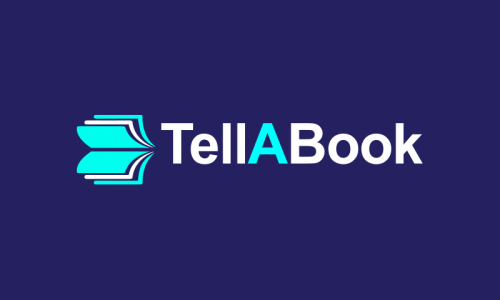 Tellabook - Business domain name for sale