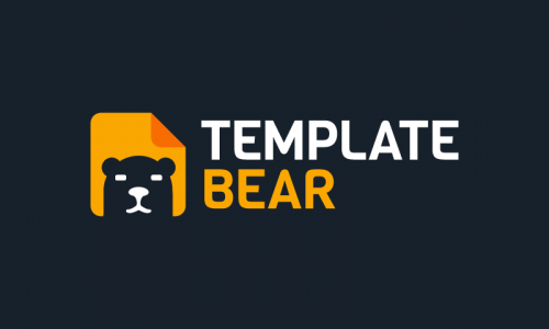 Templatebear - Business brand name for sale