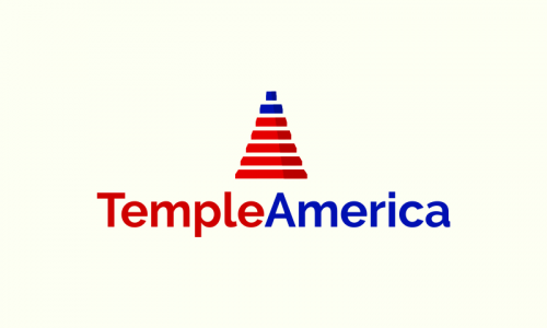 Templeamerica - Religious brand name for sale
