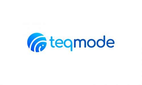 Teqmode - Contemporary business name for sale