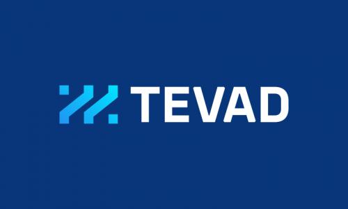 Tevad - Marketing startup name for sale