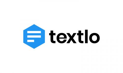 Textlo - Friendly domain name for sale