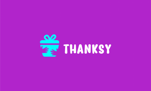 Thanksy - Potential startup name for sale