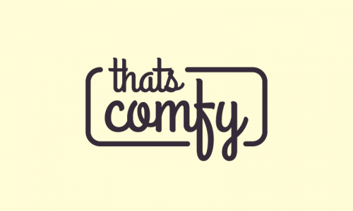 Thatscomfy - Clothing brand name for sale