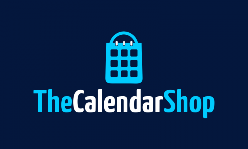 Thecalendarshop - E-commerce company name for sale