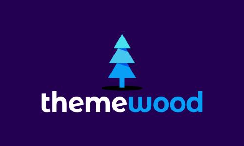 Themewood - Marketing company name for sale