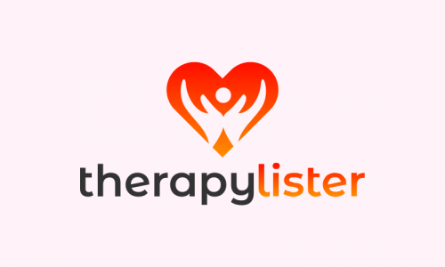 Therapylister - Health domain name for sale
