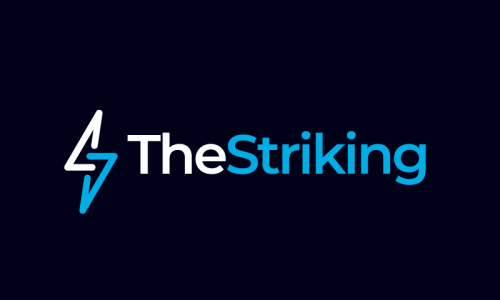 Thestriking - Music brand name for sale