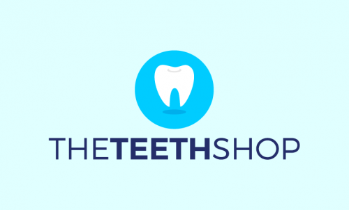 Theteethshop - Retail domain name for sale