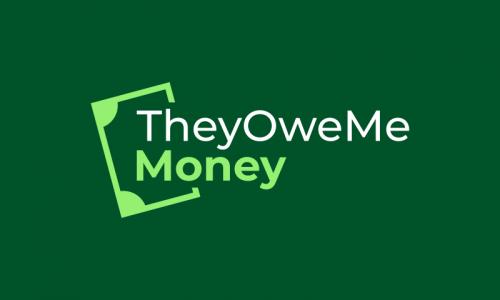 Theyowememoney - Finance company name for sale