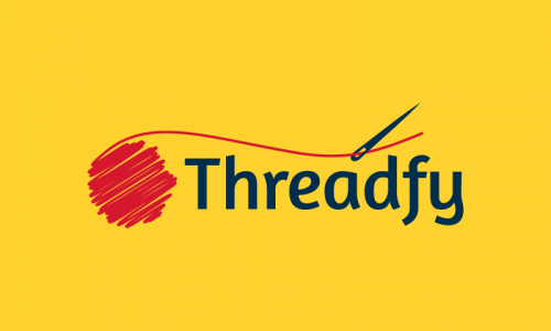 Threadfy - Media company name for sale